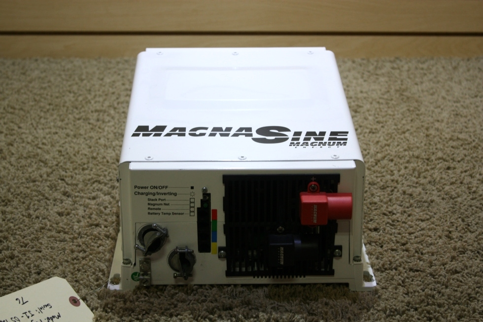USED RV MAGNA SINE MAGNUM ENERGY MS2012 INVERTER/CHARGER FOR SALE