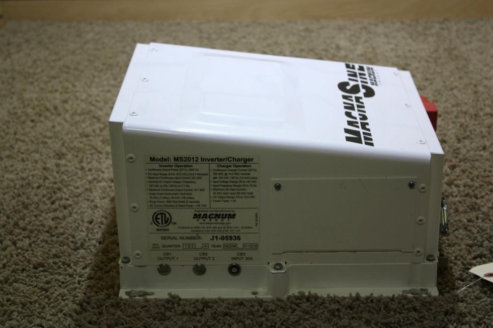 Rv Components Used Rv Magna Sine Magnum Energy Ms2012