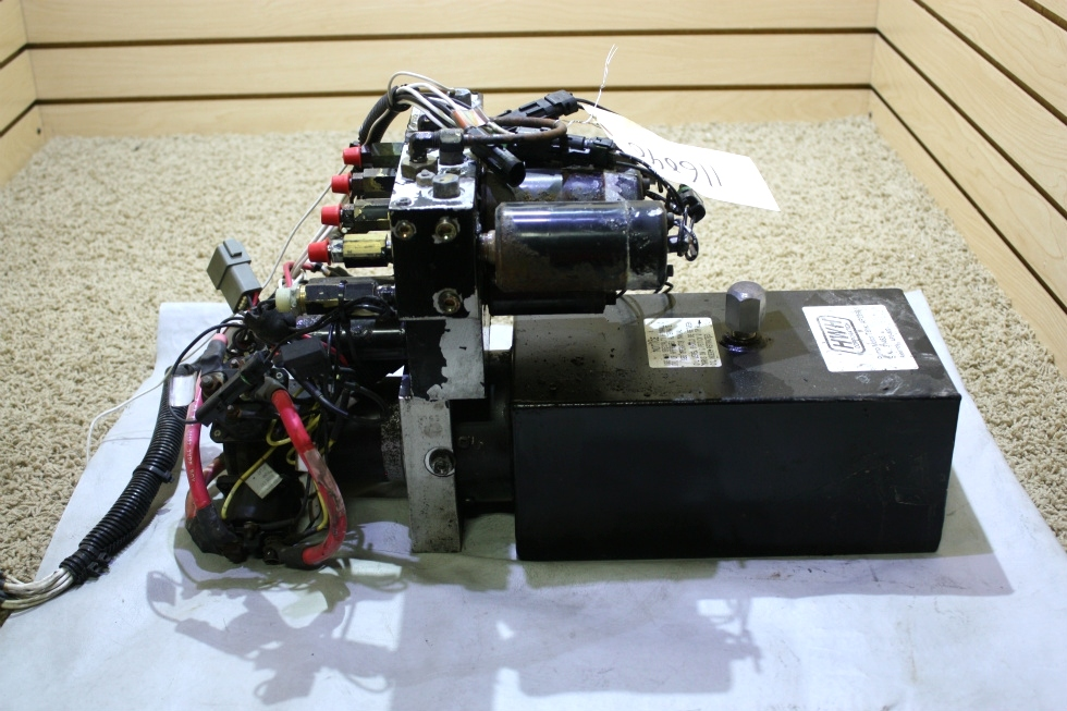 Rv components used rv hwh hydraulic pump motor tank ap2260 for Hydraulic pumps and motors for sale