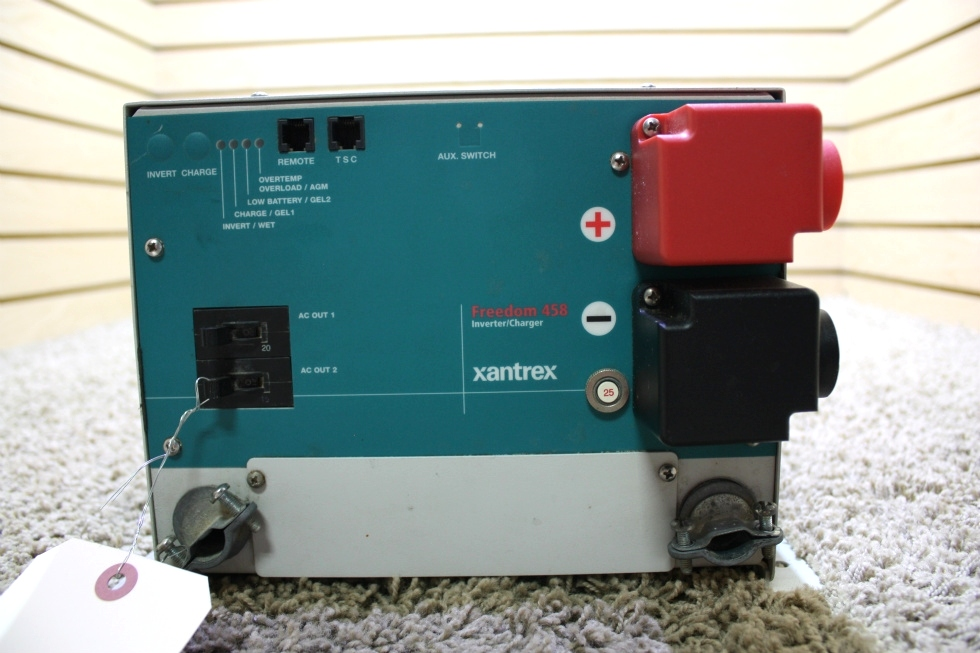 xantrex freedom 2000 inverter charger manual