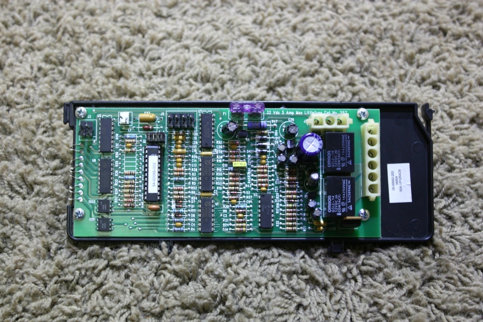 USED INTELLITEC 50 AMP SMART EMS CONTROLLER MODEL: 760 RV PARTS FOR SALE