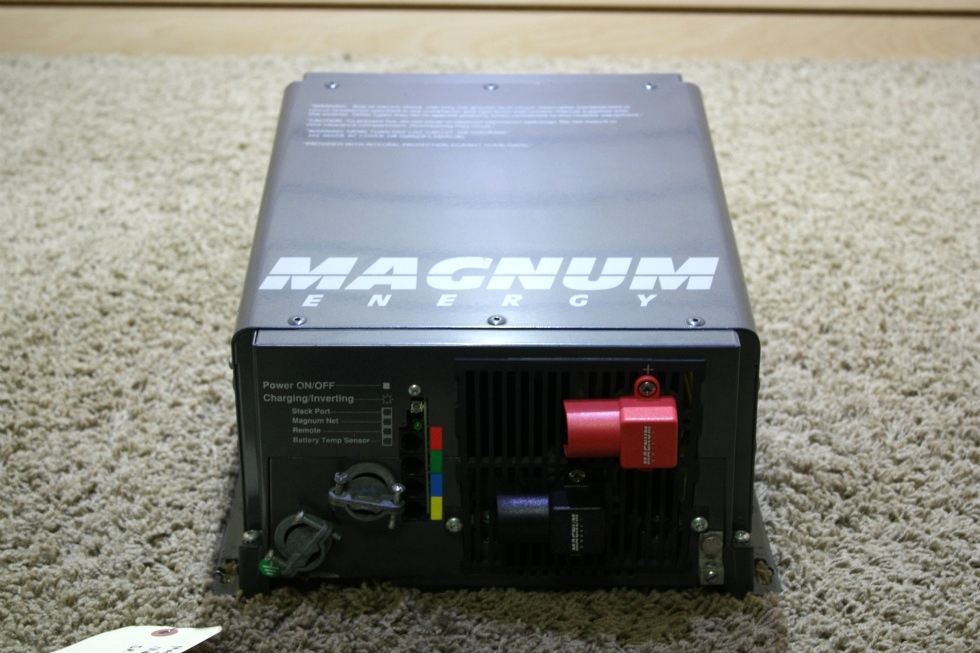 rv components used magnum energy me2012 inverter charger. Black Bedroom Furniture Sets. Home Design Ideas