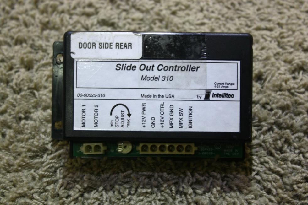 USED RV SLIDE OUT CONTROLLER BY INTELLITEC MODEL 310 FOR SALE