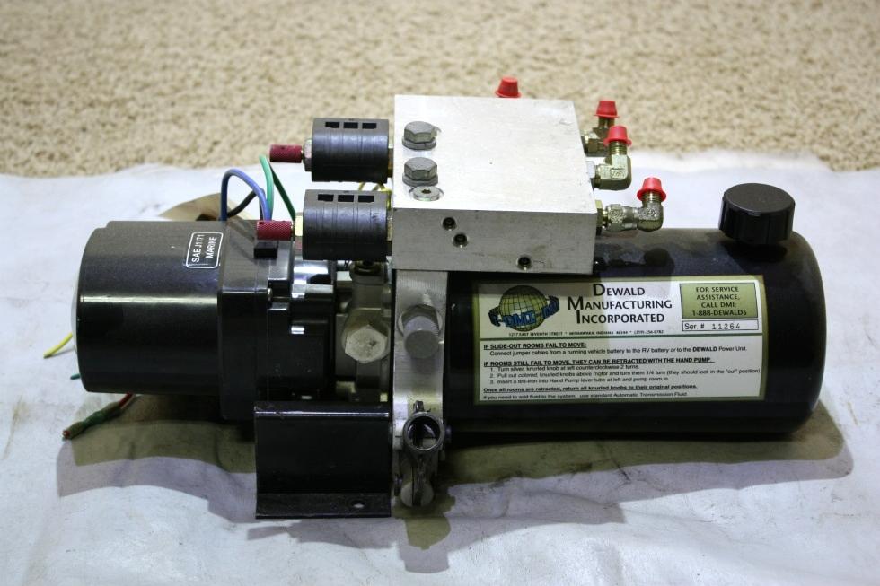 Hydraulic Pump  Rv Slide Out Hydraulic Pump