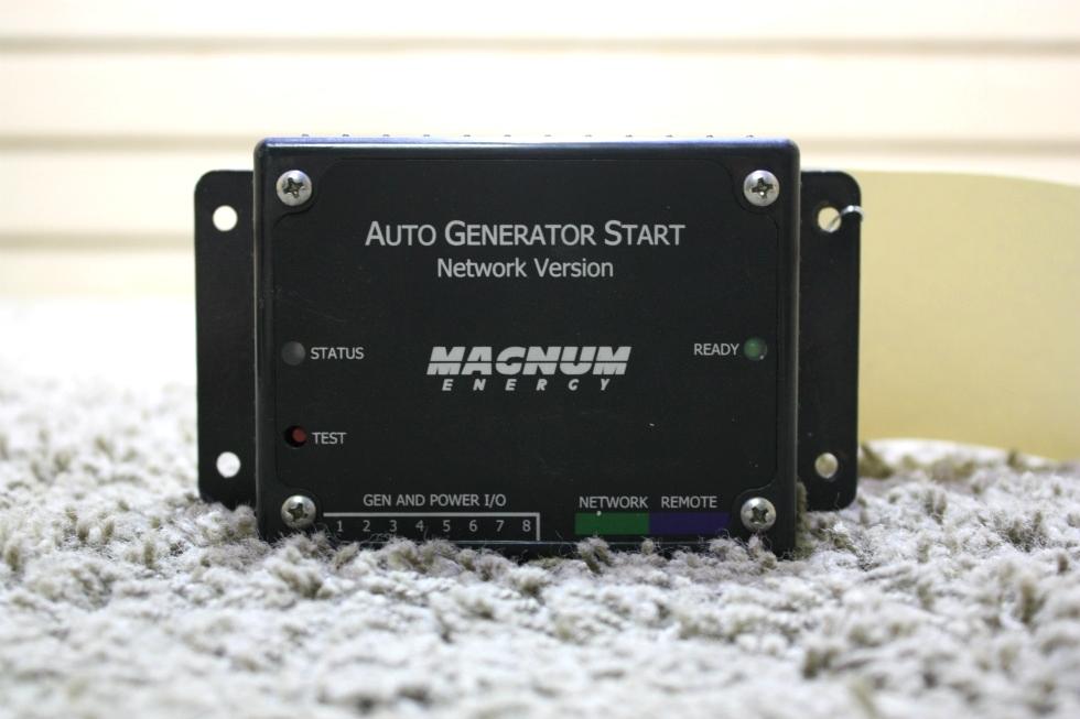 USED RV MAGNUM ENERGY AUTO GENERATOR START FOR SALE