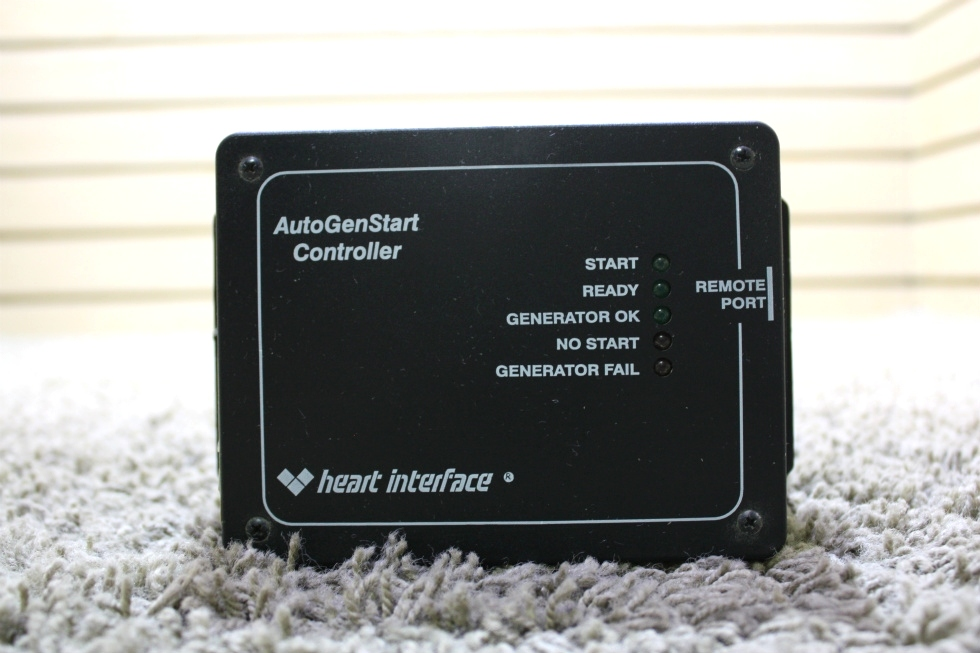 USED RV HEART INTERFACE AUTOGENTSTART 84-7002-01 MOTORHOME PARTS FOR SALE