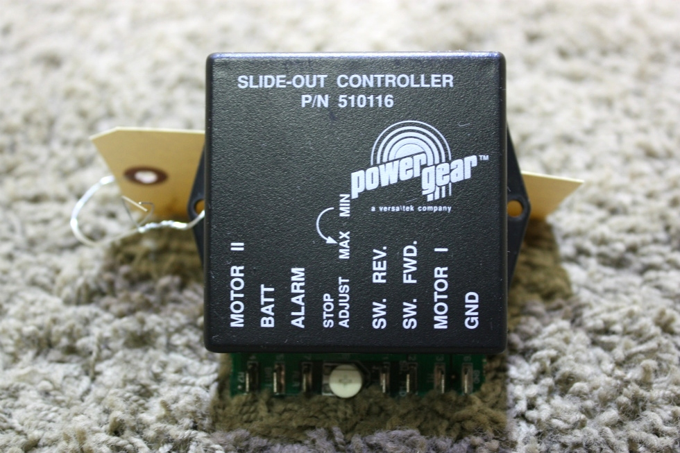 USED MOTORHOME POWER GEAR SLIDE OUT CONTROLLER 510116 FOR SALE
