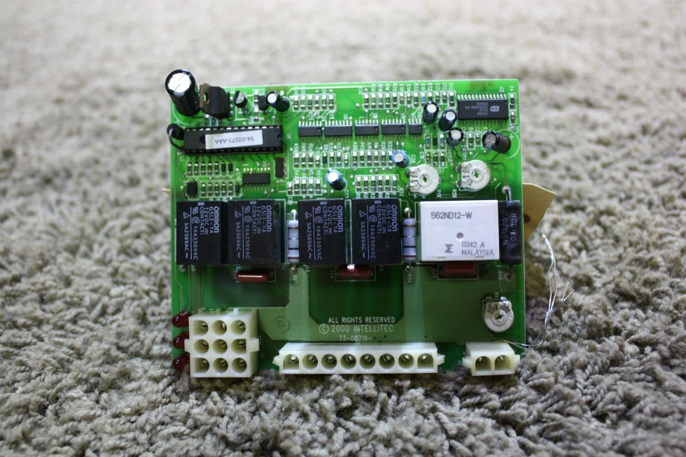 USED RV INTELLITEC COMBINATIONAL SLIDE-OUT WITH VOICE CIRCUIT BOARD FOR SALE