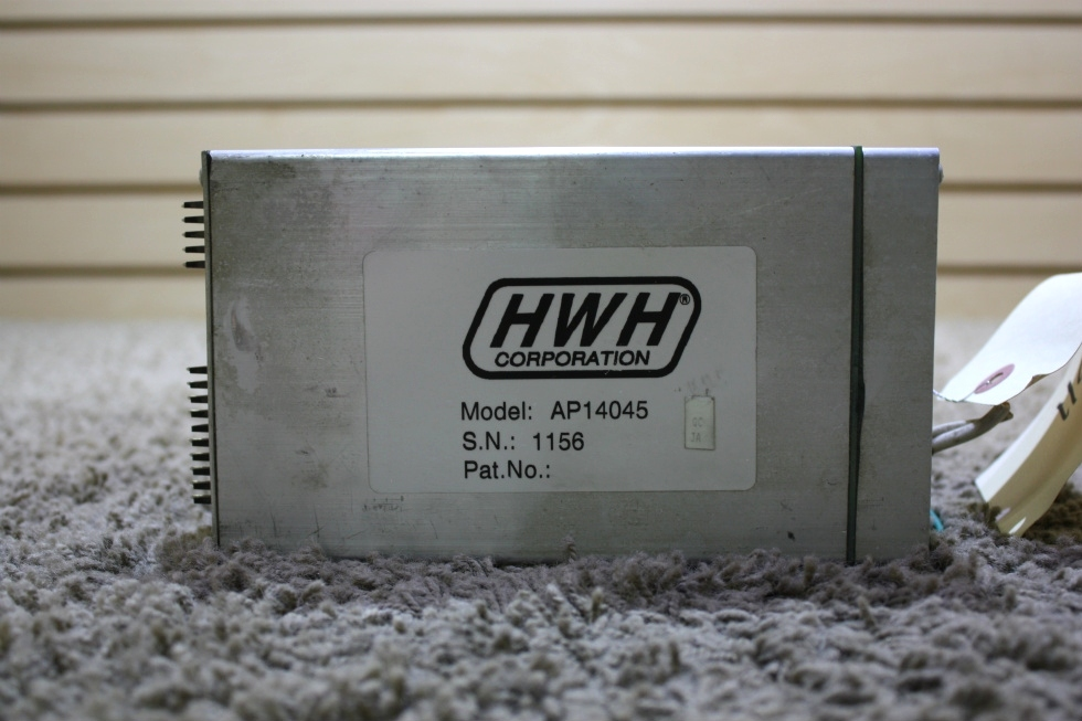USED HWH AP14045 LEVELING CONTROL BOX RV PARTS FOR SALE