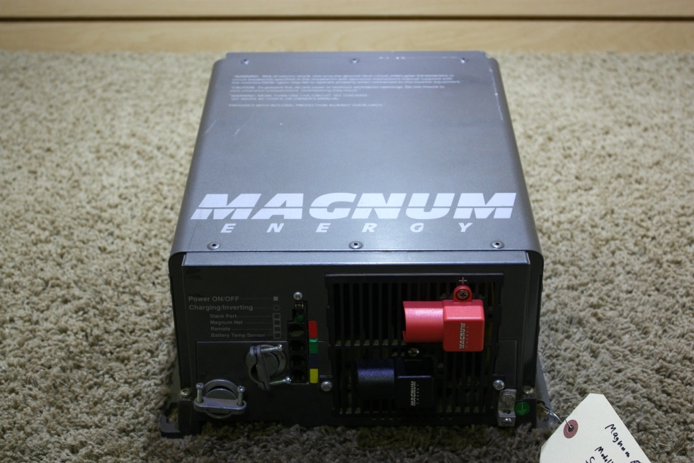 USED MAGNUM ENERGY ME2012 INVERTER/CHARGER MOTORHOME PARTS FOR SALE