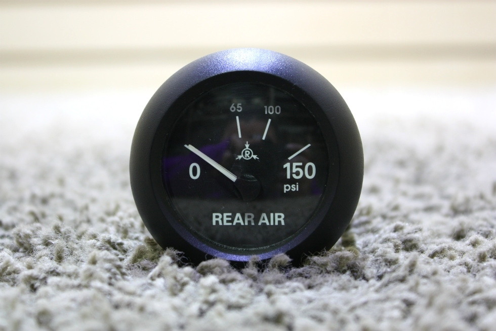 USED REAR AIR 6913-00161-11 MOTORHOME DASH GAUGE FOR SALE