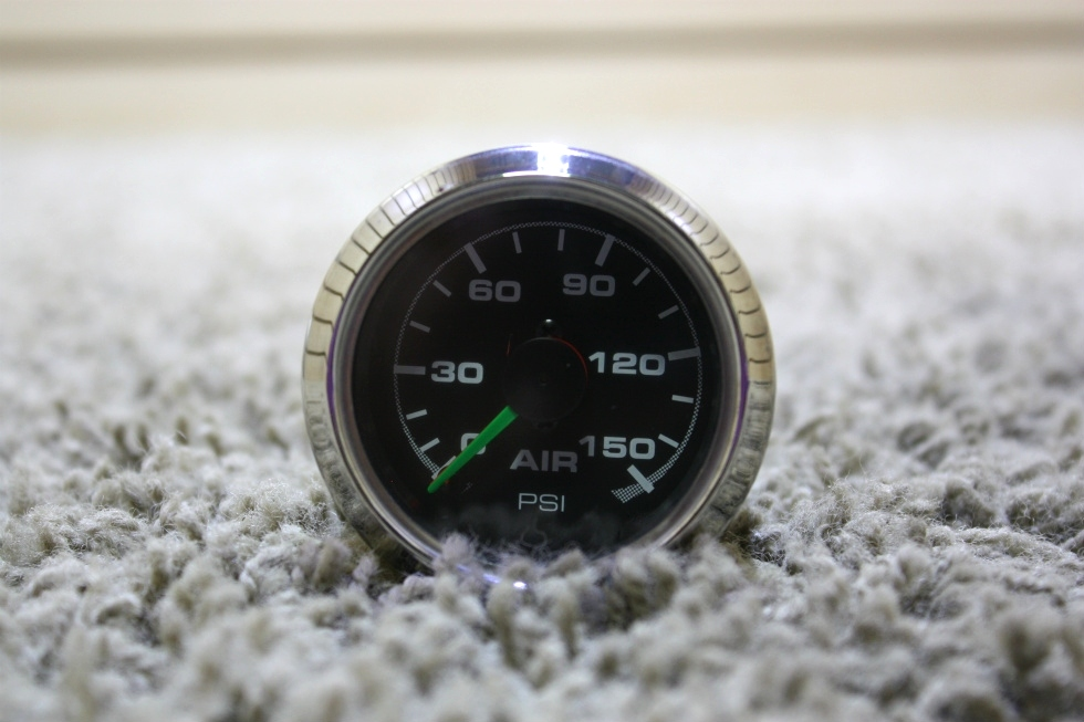USED 945262 AIR PRESSURE MOTORHOME DASH GAUGE FOR SALE