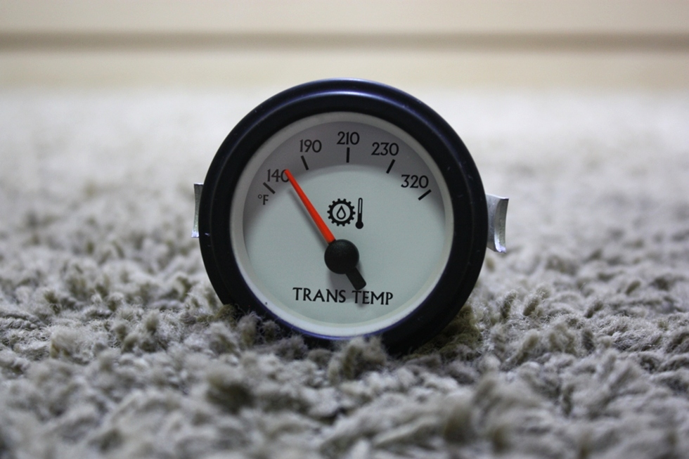 USED 944384 TRANS TEMP RV DASH GAUGE FOR SALE