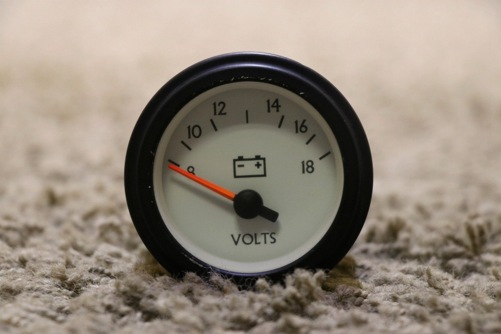 USED RV VOLTS 944386 DASH GAUGE FOR SALE