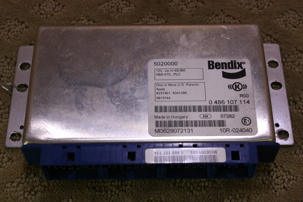 USED BENDIX ABS CONTROL MODULE P/N 5020000 FOR SALE