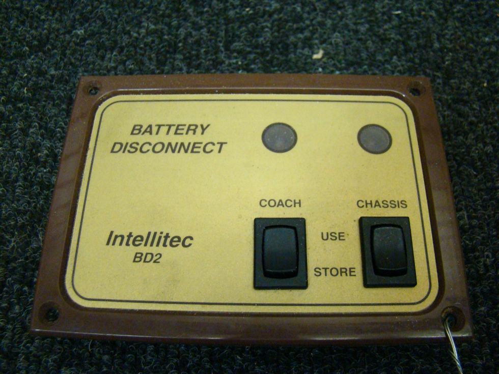 BATTERY DISCONNECT SWITCH INTELLITEC BD2 PRICE$62.00