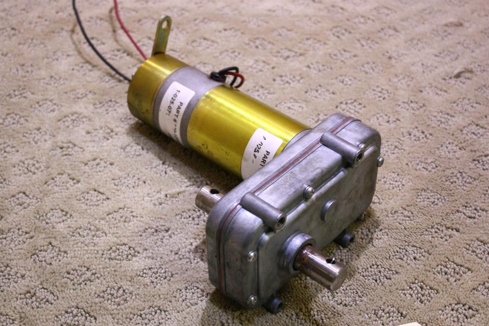 USED POWER GEAR SLIDE MOTOR 524246 FOR SALE