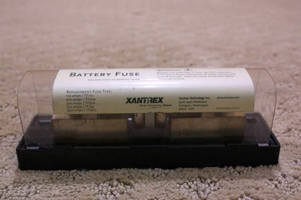 USED XANTREX INVERTER FUSE FOR SALE