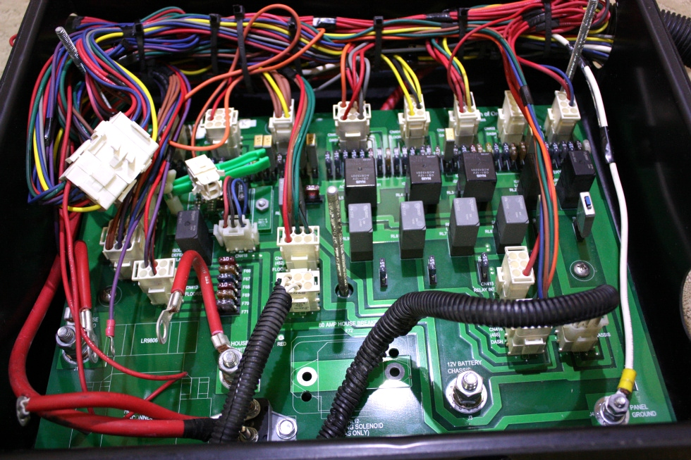 USED MONACO BATTERY CONTROL CENTER (BCC) 16620962 FOR SALE