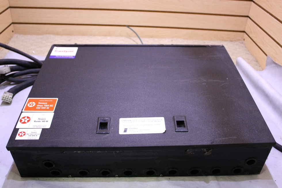 USED INTELLITEC BATTERY CONTROL CENTER (BCC) 00-00824-200