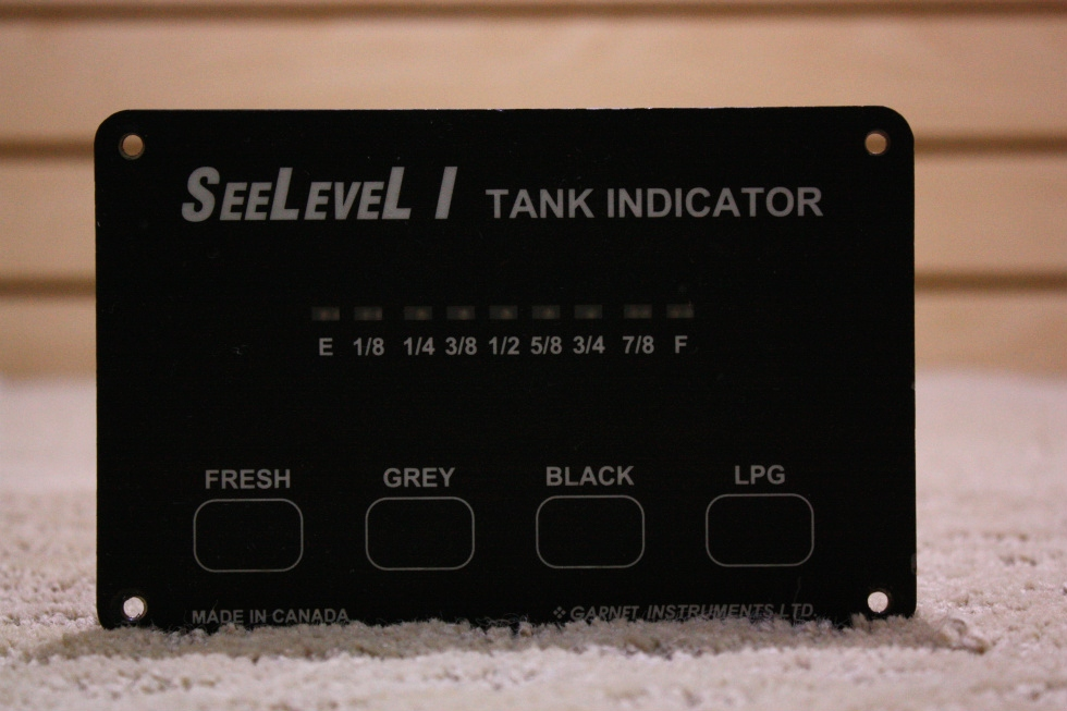 USED SEELEVEL / TANK INDICATOR FOR SALE