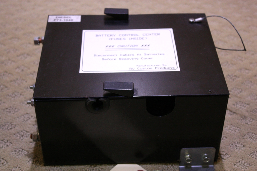 USED BATTERY CONTROL CENTER DIESEL F73-1040 FOR SALE