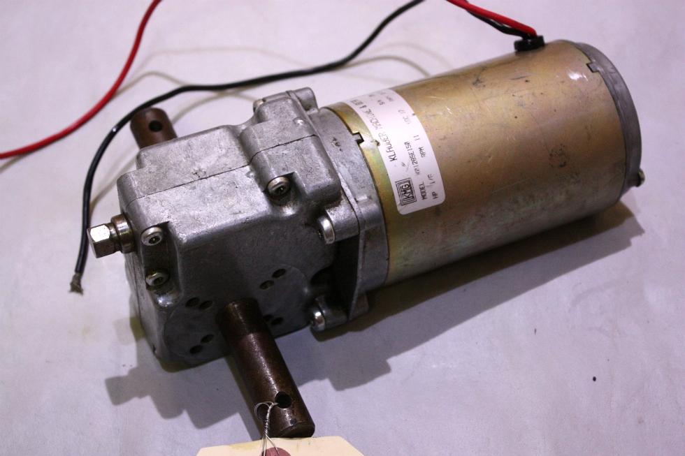 USED RV/MOTORHOME KLAUBER SLIDE OUT MOTOR K01285E150 FOR SALE