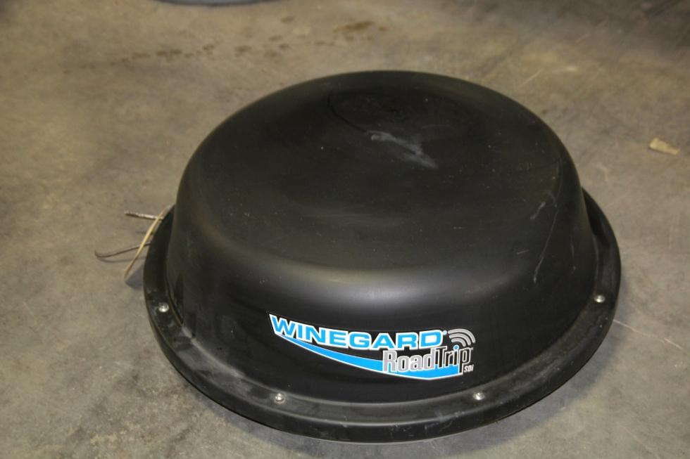 USED RV/MOTORHOME WINEGARD SDi REPLACEMENT SATELLITE DOME - BLACK