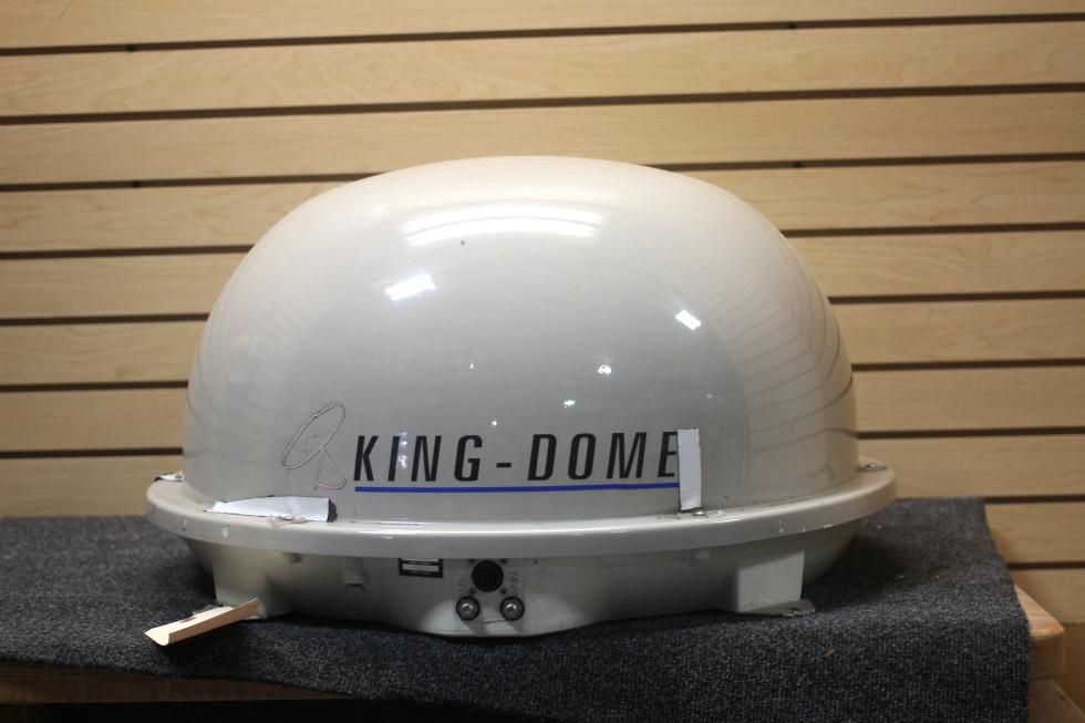 USED RV/MOTORHOME KING-DOME TAN SATELLITE DOME PN: D9702 SN: 41828