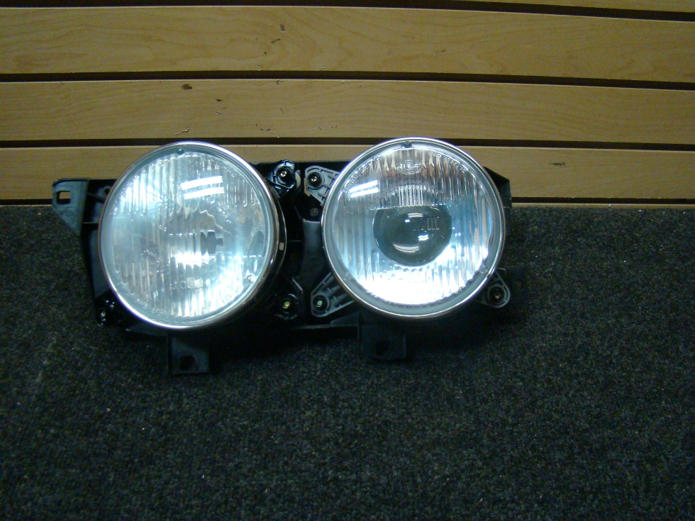 USED RV/MOTORHOME HELLA REPLACEMENT HEADLIGHT FOR PASSANGER SIDE