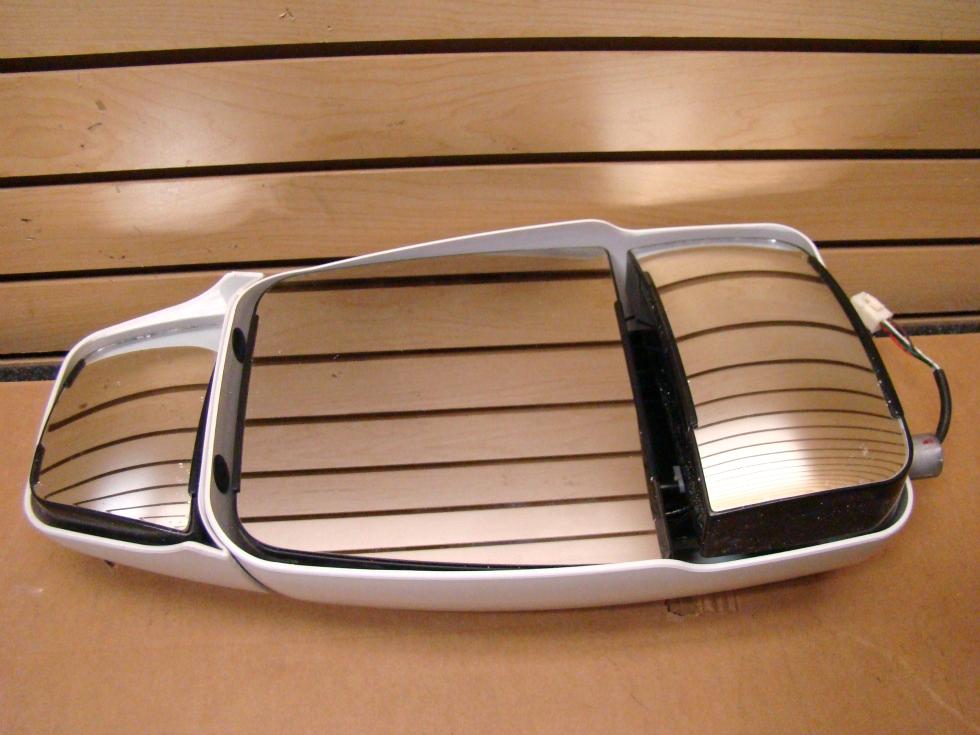 Rv Accessories Used Rv Motorhome Velvac White Triple Glass