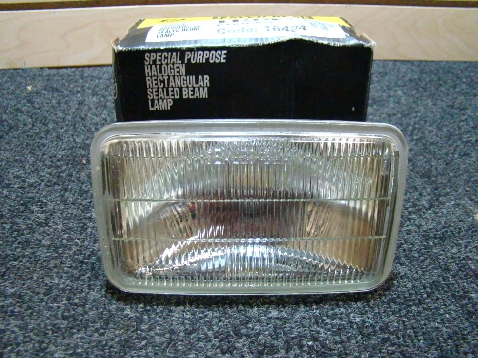 NEW OLD STOCK RV/MOTORHOME GE HALOGEN SEALED BEAM LAMP (IN BOX)