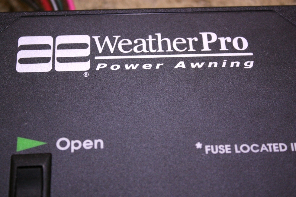 Rv Accessories Used Rv Dometic Ae Weather Pro Power Awning