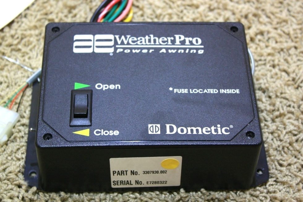 Rv Accessories Used Rv Ae Weatherpro Power Awning Control
