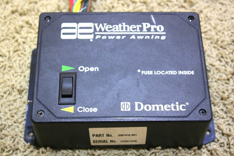 Rv Accessories Used Rv Parts Ae Weatherpro Power Awning