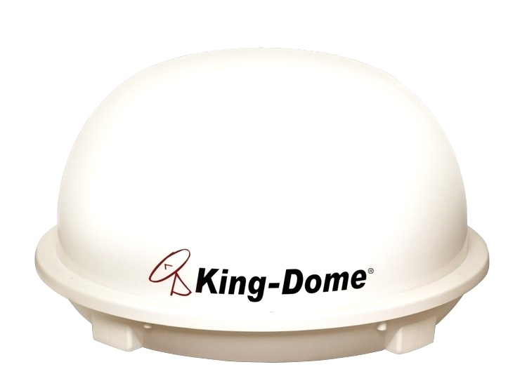 NEW KING-DOME MODEL: 9630 RV SEMI-AUTO SATELLITE SYSTEM OUT OF STOCK