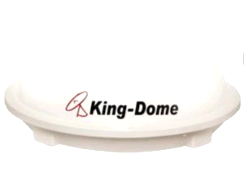 NEW RV/MOTORHOME KING DOME SATELLITE SYSTEM STATIONARY AUTOMATIC TV ANTENNA MODEL: KD1500