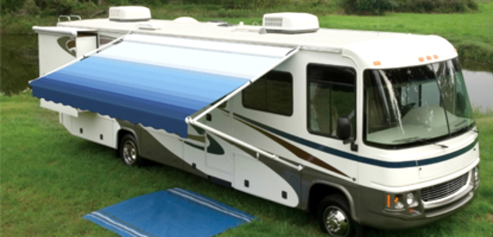 RV Accessories NEW RV/MOTORHOME POWER & NON-POWER AWNINGS ...
