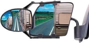CIPA Mirror Dual Adjustable Clip-On Part # 11953 Price 24.95 Each