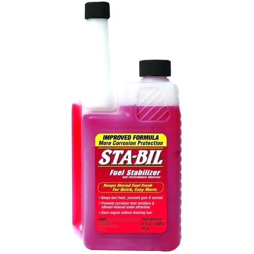 STA-BIL 22214 Fuel Stabilizer - 32 Fl oz