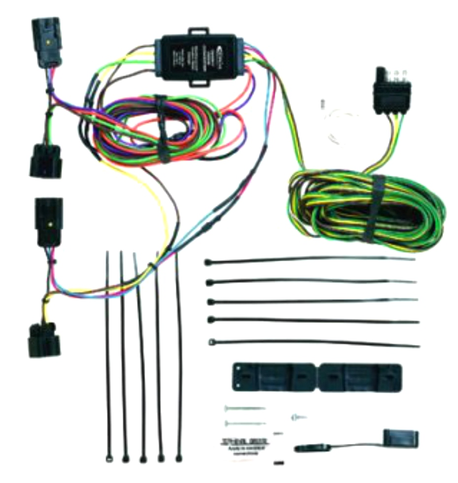 NEW HOPKINS BRAKE BUDDY TOWED WIRING KIT FOR BUICK OR CHEVY PN: 39706