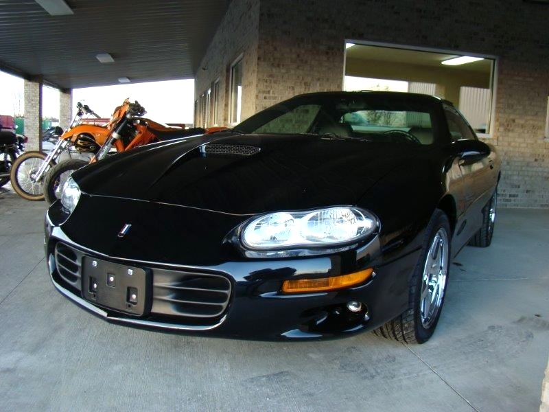rv parts 2000 chevrolet camaro ss foe sale preowned and. Black Bedroom Furniture Sets. Home Design Ideas