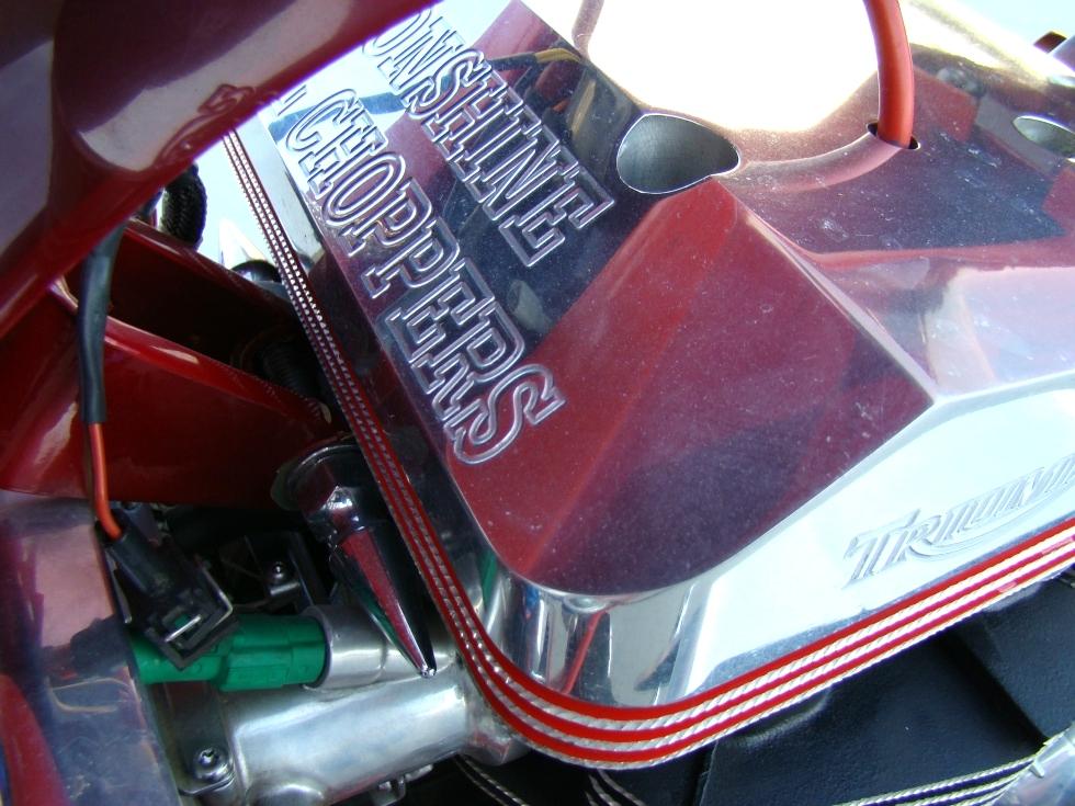 2004 TRIUMPH SPEEDMASTER - CUSTOM CHOPPER FOR SALE