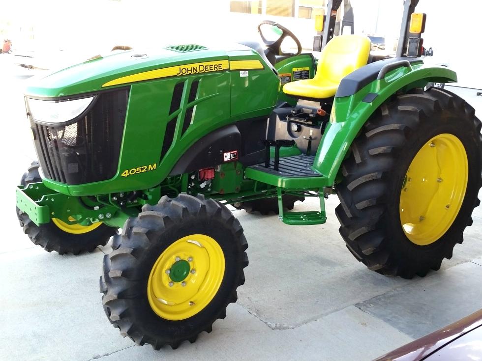 John Deere 5403 Tractor 4x4 : Rv parts john deere m tractor for sale work