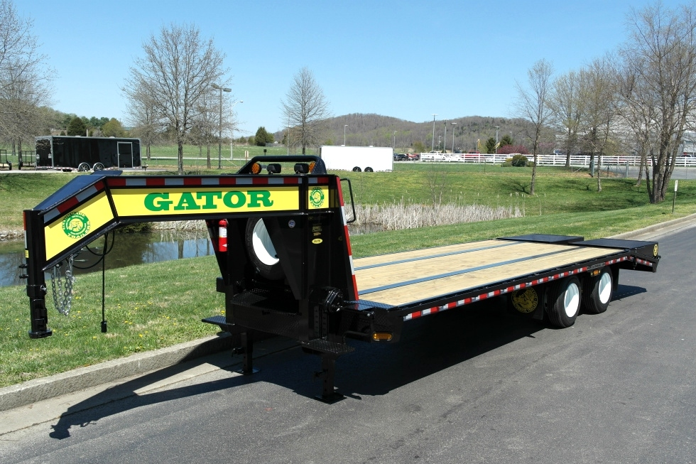30K GOOSENECK TRAILER FOR SALE Gooseneck Trailers