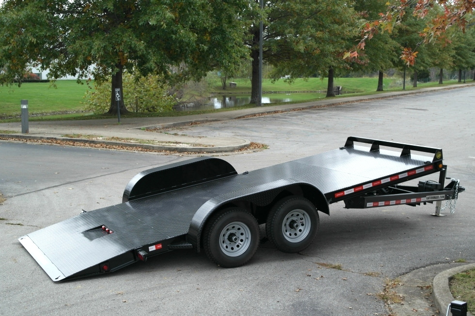 Car Hauler Trailers CAR TRAILER TILT BED FOR SALE Car Hauler ...