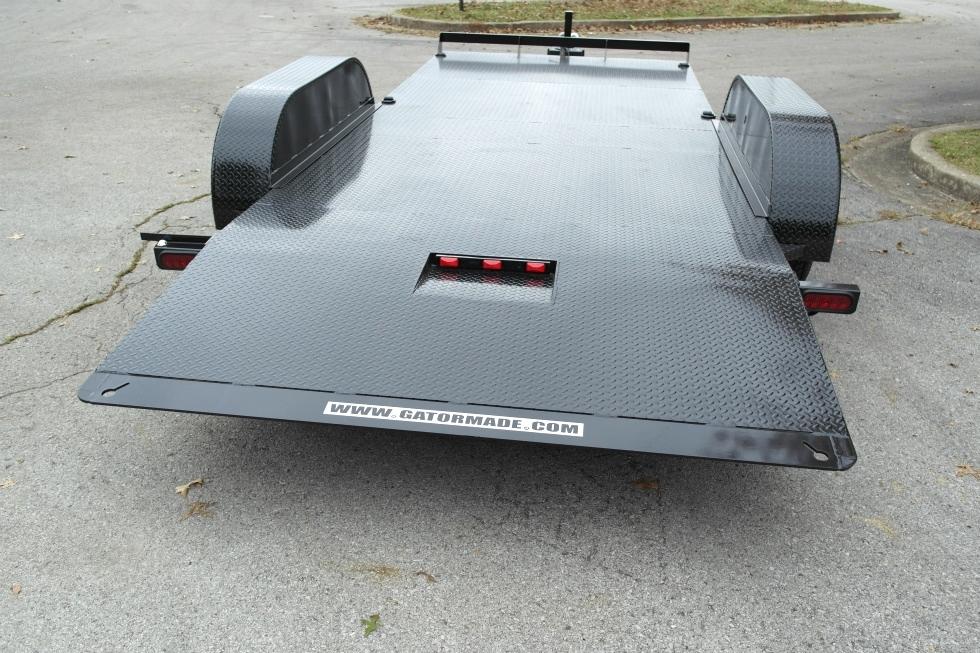 Car Hauler Trailers CAR TRAILER TILT BED FOR SALE Car Hauler ...